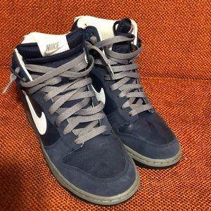 Men's Nike SB High Tops - Size 8.